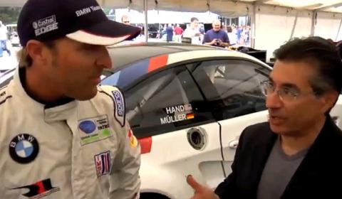 Video BMW M3 vs BMW M3 ALMS GT