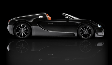 Bugatti Veyron Grand Super Sport