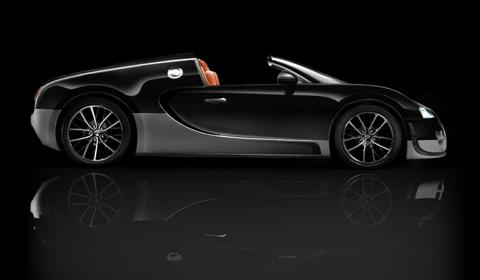 Bugatti Veyron Grand Super Sport