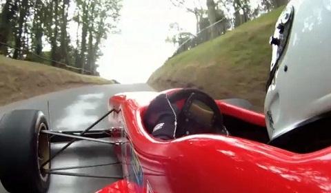 DJ Racecars Firehawk Hillclimb