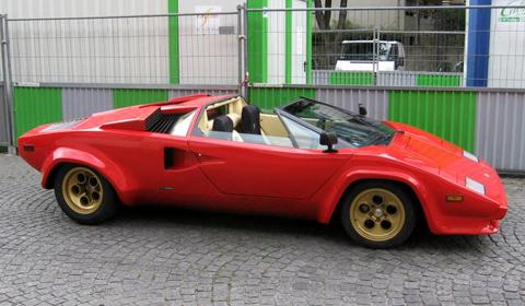 For Sale Lamborghini Countach Spider Gtspirit