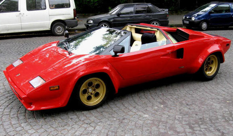 For Lamborghini Countach Spider Gtspirit