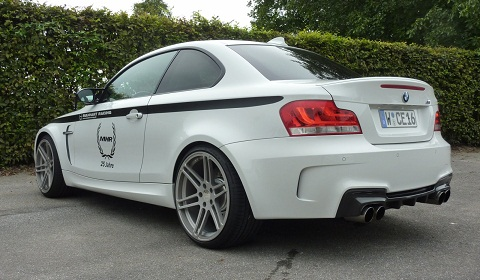 Manhart Racing 1M Coupe