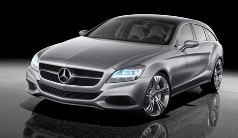 Mercedes Approves Production of the CLC Shooting Break