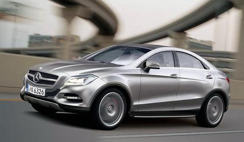 Mercedes MLC Rumours