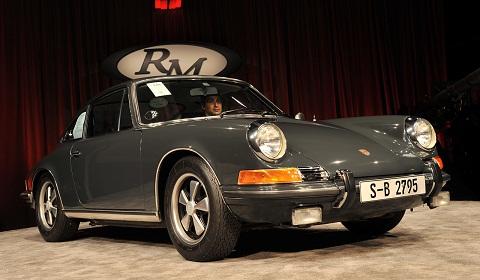 Steve McQueens 1970 Porsche 911S