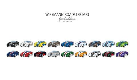 Wiesmann MF3 Final Edition