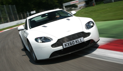 Aston Martin Nürburgring On Track Experience 29th of August