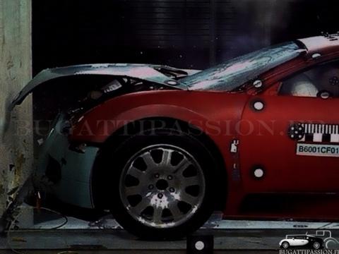 bugatti veyron crash test gtspirit. Black Bedroom Furniture Sets. Home Design Ideas