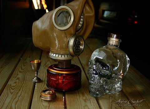 Dartz Gas Mask