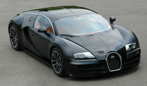For Sale Bugatti Veyron Super Sport 'Sang Noir'