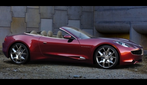 Fisker Debuts Karma Shooting brake/SUV at IAA 2011