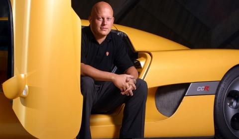 Interview Christian von Koenigsegg