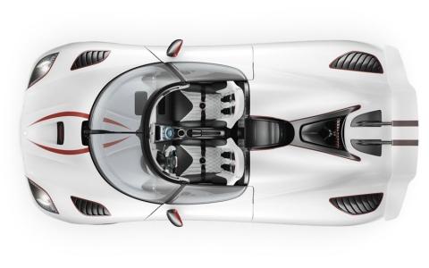 Koenigsegg Agera R 480x300