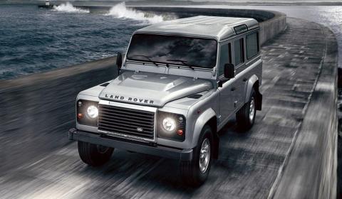 Official 2012 Land Rover Defender