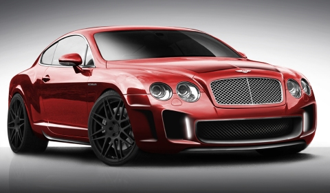 Official Bentley Continental GT by Imperium