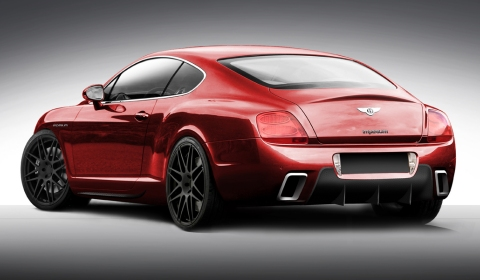 Official Bentley Continental GT by Imperium 01