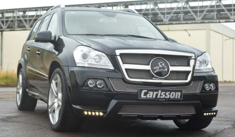 Official Carlsson CGL45 Based on Mercedes-Benz GL Grand Edition
