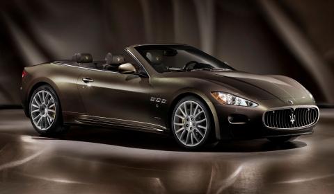 Official Maserati GranCabrio Fendi Edition