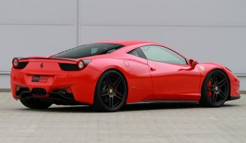 Official Novitec Rosso Extreme Exhaust System for Ferrari 458 Italia