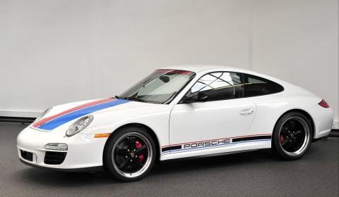 Official Porsche 911 Carrera GTS B59 Editions