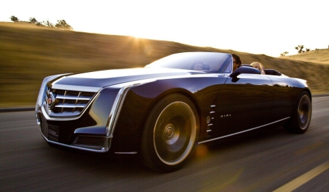 Pebble Beach 2011 Cadillac Ciel Concept