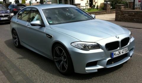 Photo Of The Day Silverstone Metallic BMW F10M M5