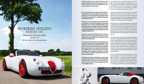 Prestige Cars Magazine Summer 2011