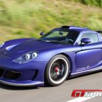 Road Test Gemballa Mirage GT Matt Blue Edition