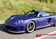 Road Test Gemballa Mirage GT Matt Blue Edition