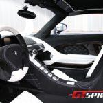 Road Test Gemballa Mirage GT Matt Blue Edition 02