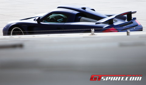 Road Test Gemballa Mirage GT Matt Blue Edition 04