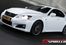 Road Test Lexus IS-F