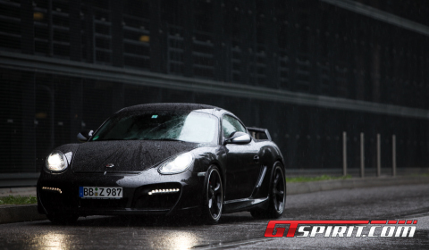 Road Test TechArt Cayman S 01