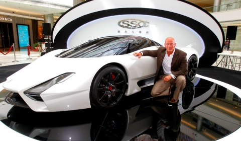 Shelby SuperCars Announces SSC Asia in Shanghai