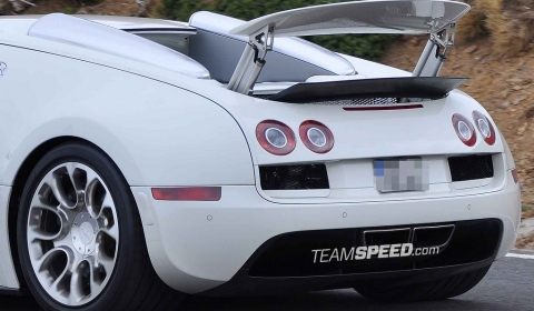Spyshots Bugatti Veyron 16.4 Grand Sport Super Sport 01