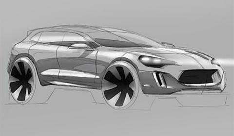 Teaser Eterniti Hemera - New British Luxury Car Brand