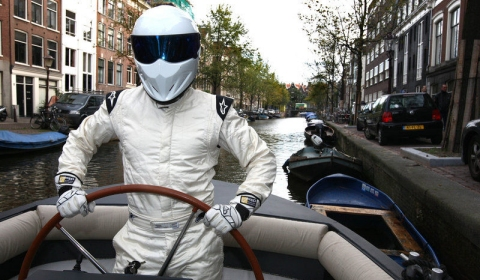 The Stig in Amsterdam