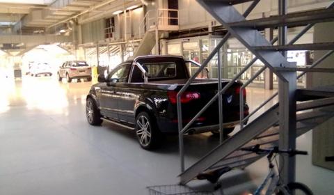 Three New Pictures Audi Q7 Pickup 02