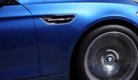 Video 2012 BMW F10 M5 at Laguna Seca Raceway