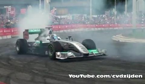 Video Bavaria City Racing 2011 in Rotterdam