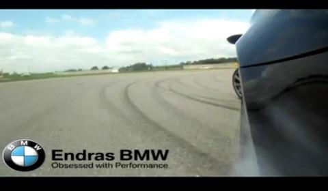 Video BMW E92 M3 Drift Compilation Plus Drag Race