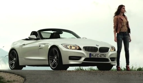 Video BMW Z4 vs BMW Z4 GT3