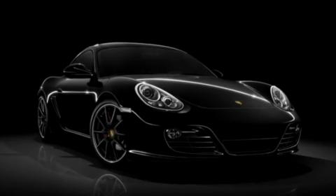 Video Porsche Cayman S Black Edition Promo Clip