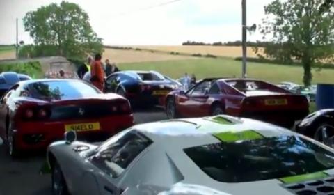 Video Wilton House Classic Rendezvous & Supercars 2011 Part 2