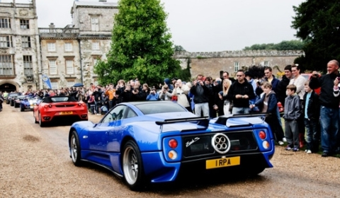 Preview wilton house classic rendezvous supercars 2011 for Rendezvous classic house