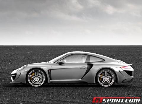 Rendering: TopCar Porsche 911