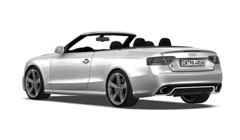 First Images Of The Audi Rs5 Convertible Gtspirit