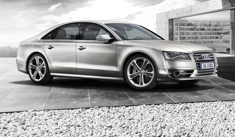Audi S8 Promotional Trailer
