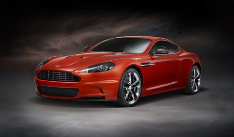 Official: Aston Martin DBS Carbon Edition II